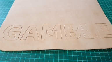 'Gamble'personalisation taking shape