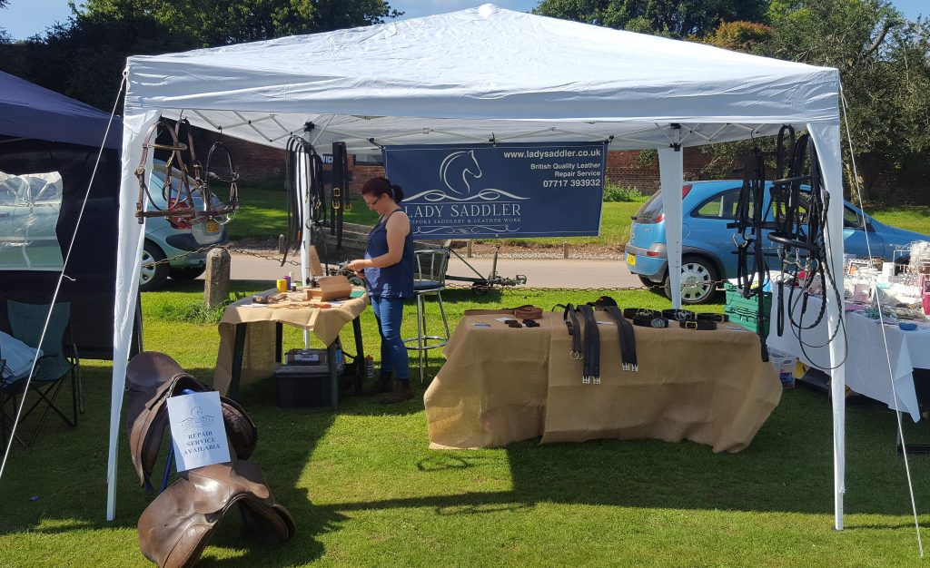 First Stand at Enville Village Show